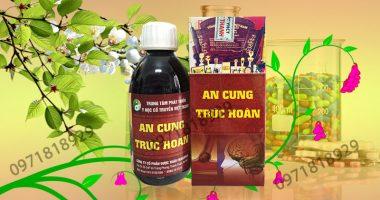 An Cung Trúc Hoàn, sự thật điều trị tai biến mạch máu não!